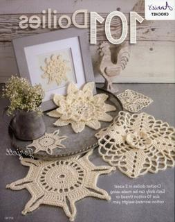 101 Doilies ~ Use Threads or Yarns, Annie's crochet pattern