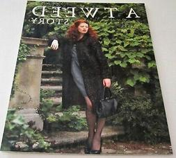 Debbie Bliss A TWEED STORY Knitting Pattern Book with 7 Desi