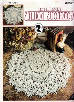 Absolutely Gorgeous Doilies ~ Patricia Kristoffersen ~ Croch