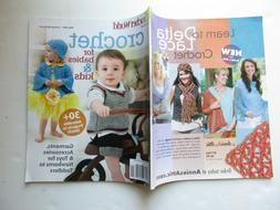 Crochet World for Babies and Kids Pattern Book 30+ Projects