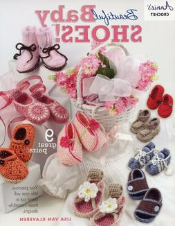Beautiful Baby Shoes Annie's Crochet PATTERN INSTRUCTIONS BO