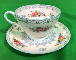 Shelley China Tea Cup and Saucer Crochet Pattern