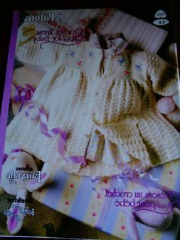 PATONS CROCHET PATTERNS FOR BABY COVERUP AFGHAN CUDDLY TOYS