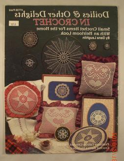 Doilies & Other Delights in Crochet - Plaid  7728 - 17 Patte