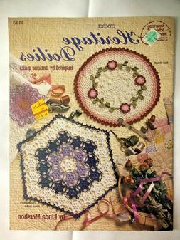 Heritage Doilies Crochet Pattern Book Inspired by Antique Qu