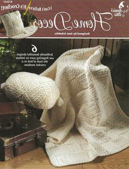 Home Decor I Can't Believe It's Crochet! Afghan Pillow Floor