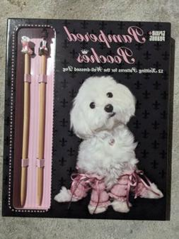 Pampered Pooches 12 Knitting Patterns Well Dressed Dog & Kni