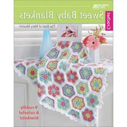 Leisure Arts-Sweet Baby Blankets- The Best