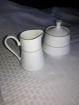 The Regent Collection CROWN MING fine China CREAMER SUGAR CR